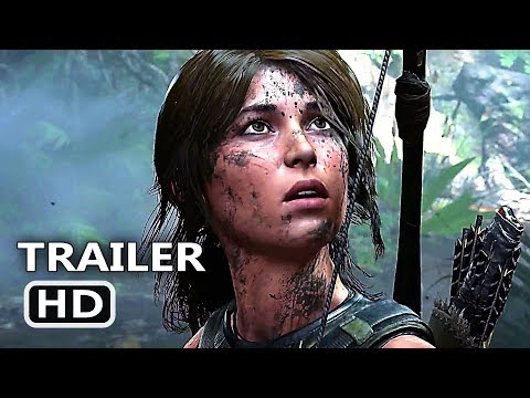 SHADOW OF THE TOMB RAIDER  E3 2018  Trailer (2018) Blockbuster Game HD