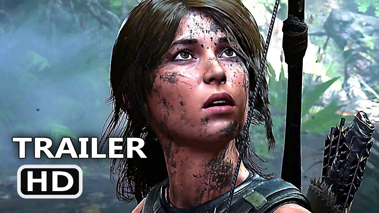 Shadow Of The Tomb Raider E3 2018 Trailer 2018 Blockbuster Game Hd Youtube