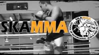 SKAMMA GYM commercial, kickboxing, muay thai, boxing, mma, bjj, iphone low quality