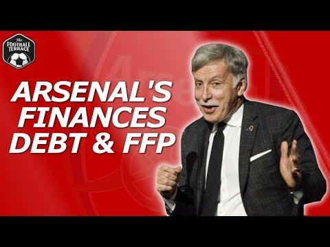 Arsenal's Finances, Debt & FFP Explained