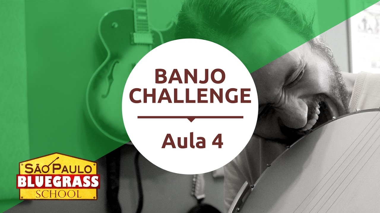Banjo Challenge - Aula 4 (Última Aula)
