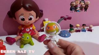 Beren Naz ile Babası oyun oynuyor | Baba kız komik videolar HD