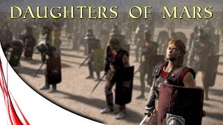 THE DAUGHTERS OF MARS - REVIEW