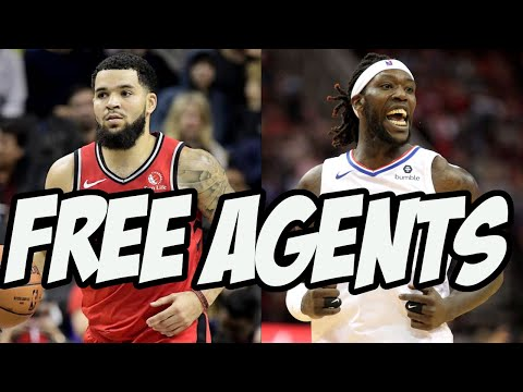The Best NBA Free Agents Of 2020