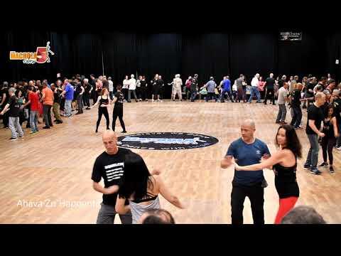 Ahava Zo Hapoenta Dance + T Sagi Azran אהבה זו הפואנטה ריקוד + ל שגיא עזרן