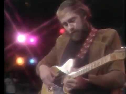 Roy Buchanan  Train Blues Live
