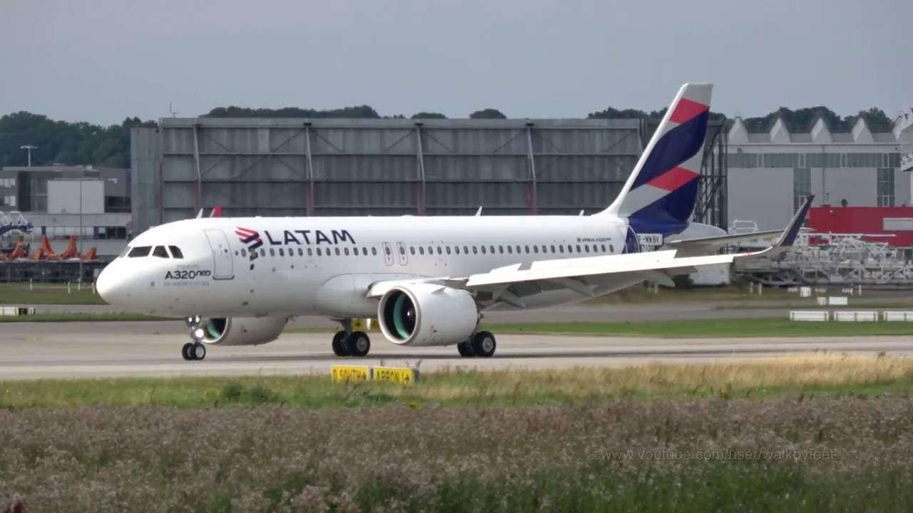 Resultado de imagen para A320neo latam