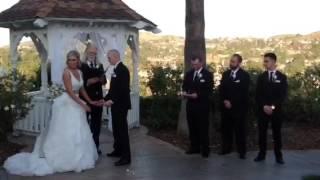 Lacey & Lewis Sargent Wedding Riverside