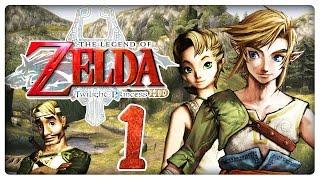 THE LEGEND OF ZELDA TWILIGHT PRINCESS HD Part 1: Twilight Remaster