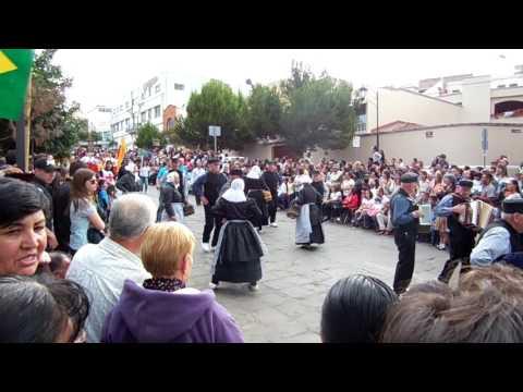 Desfile Folkloriada 2016