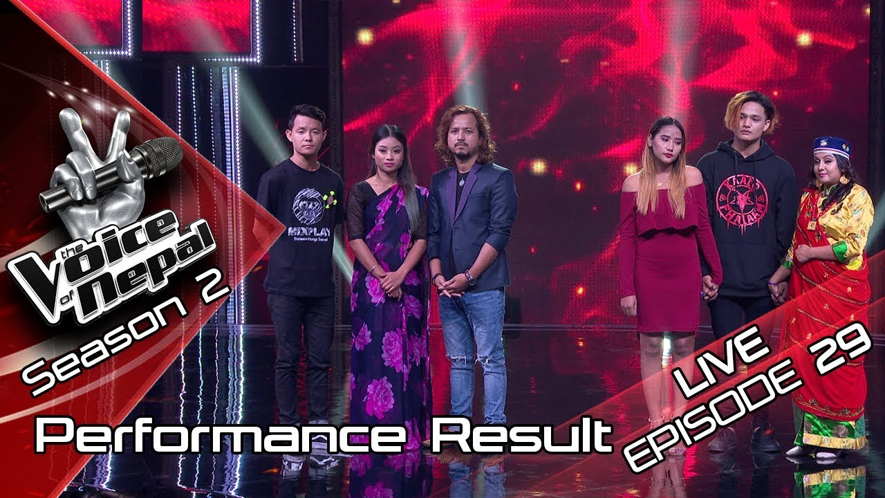 The Voice of Nepal Season 2 - 2019 - Episode 29 (LIVE RESULTS)