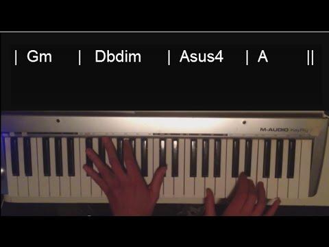One Last Breath Maria Elena Kyriakou Piano Cover With Chords