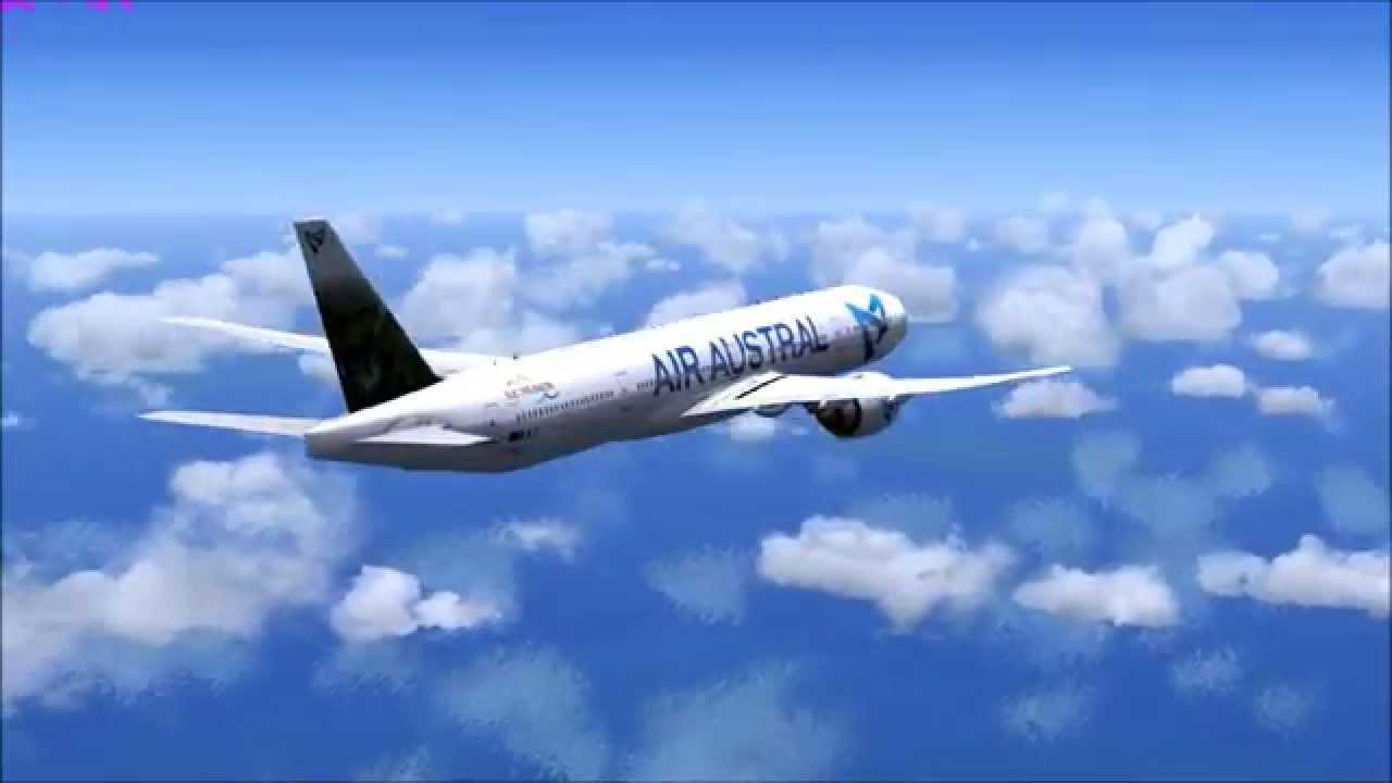 air austral fsx