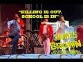 Capture de la vidéo James Brown - Killing Is Out, School Is In  (Live, 2002) | Ultra Rare***