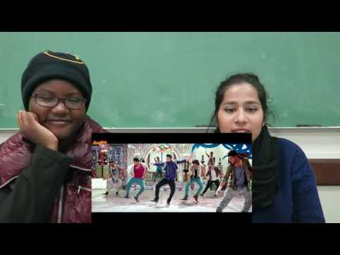 Love Dhebba MV reaction (Those moves tho)
