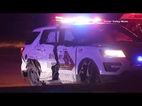 Deputy Injured In Traffic Collision Sunday Night