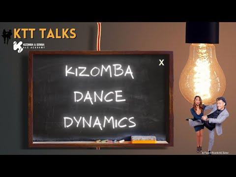 KTT Talks - Kizomba Dance Dynamics by Paula & Ricardo ALC Dance