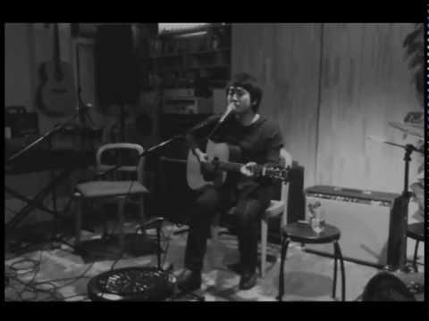 서지석 지난 우리 사랑 - 서지석 (2012.02.10 @ Cafe Unplugged)