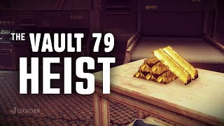 The Vault 79 Gold Heist - The Story of Fallout 76 Wastelanders Part 41