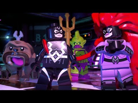 LEGO Marvel Super Heroes 2 - 100% Guide #13 - Inhuman Nature (All Minikits) Mp3