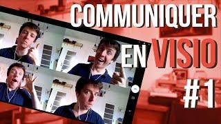 Bien communiquer en visio conf