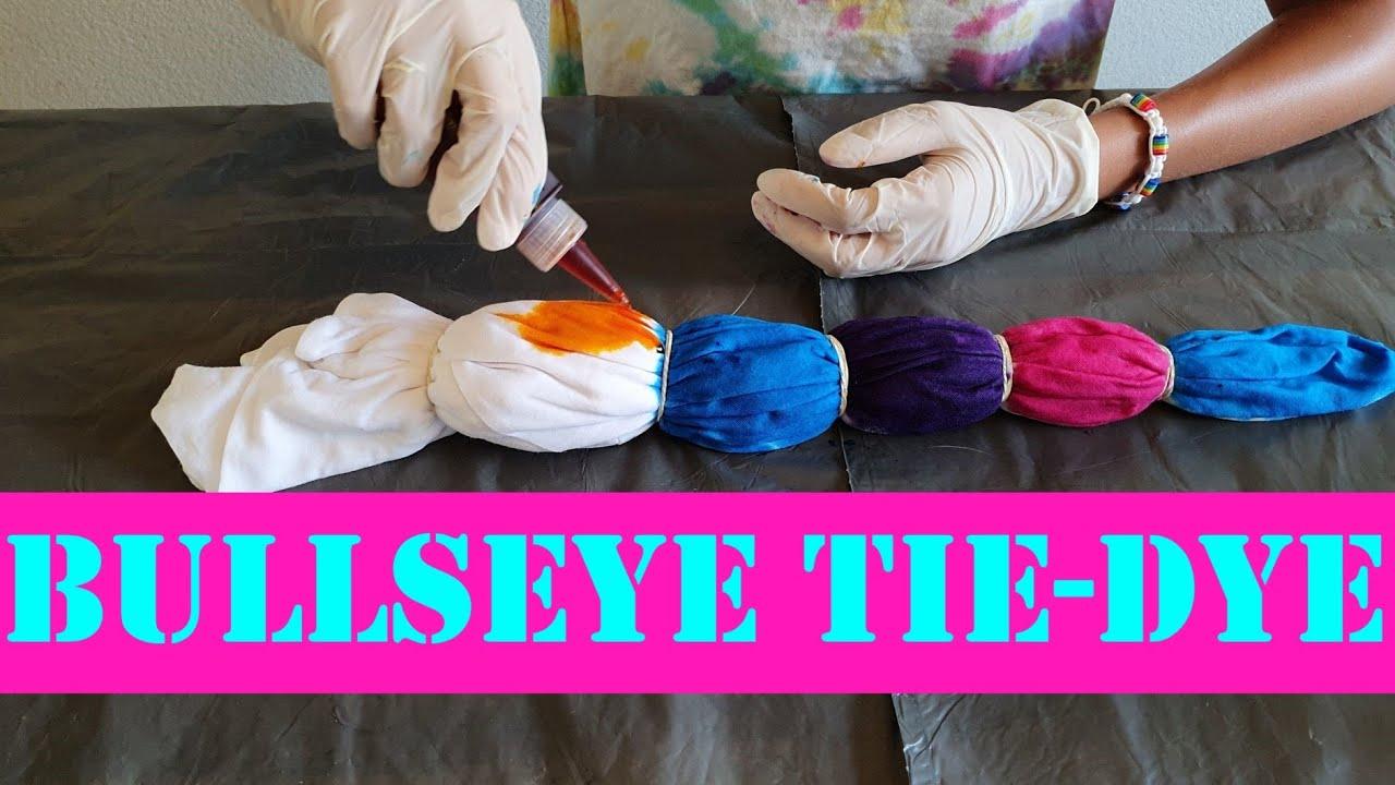 BullsEye Tie-Dye MERMAID KIT van de ACTION
