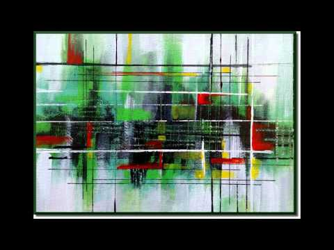 Abstract Paintings by Jussara Davis