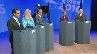 Democratic Candidates for Governor of Vermont