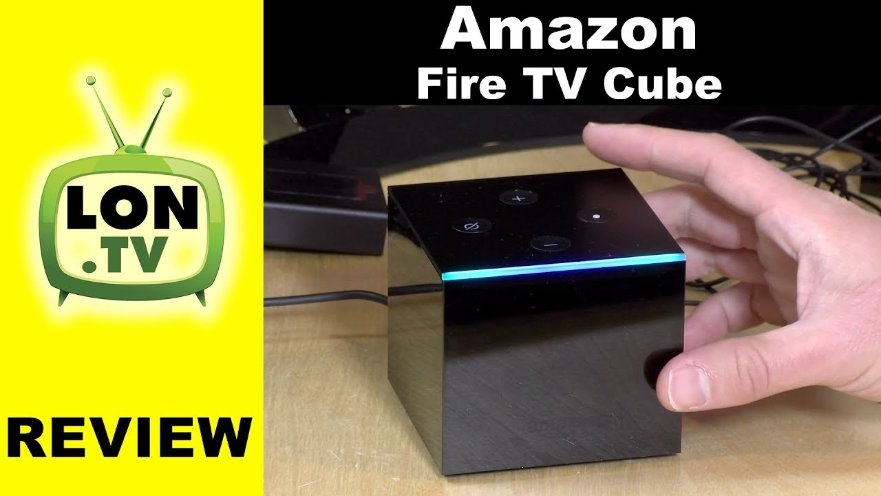 Amazon Just Discounted The Echo Dot, 4K Fire TV & Its Brand New Fire TV Cube