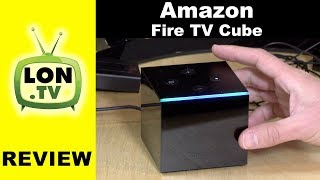 Amazon Fire TV Cube Review vs. 4k Fire TV 3