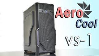4K Обзор корпуса AeroCool VS-1