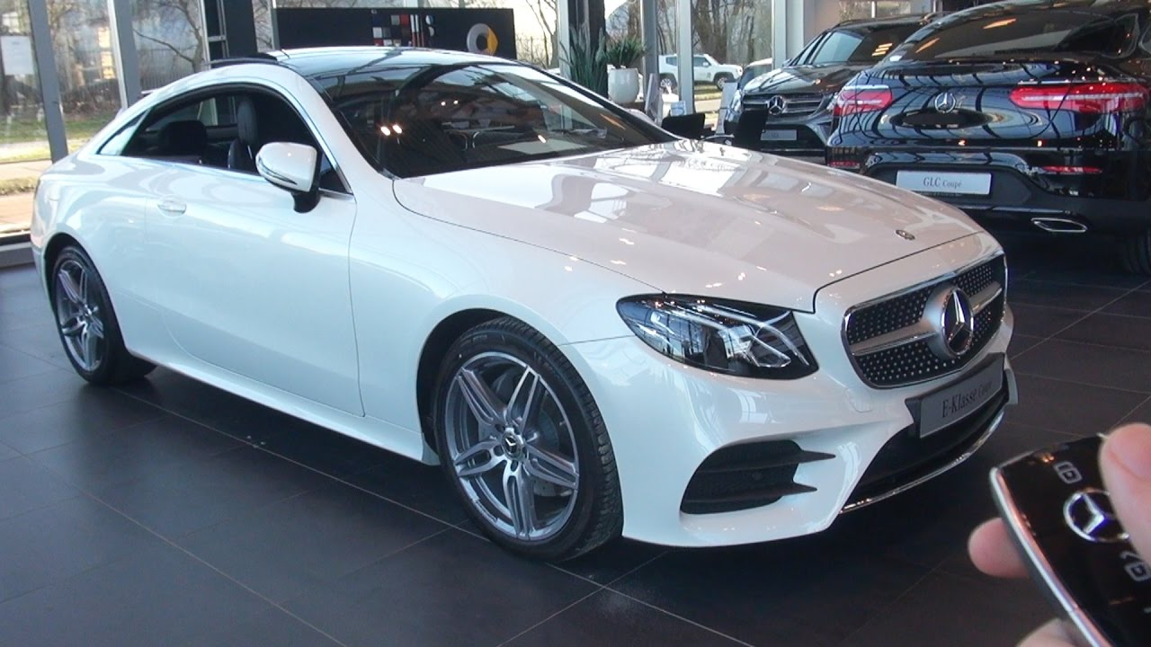 2017 Mercedes E Class Coupe Full Review 2018 Interior ...
