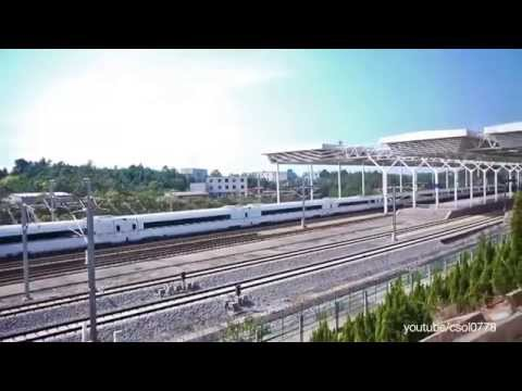 World's longest High-speed Rail in China