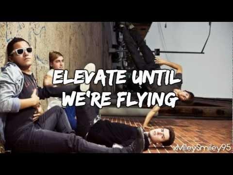 Big Time Rush - Elevate (with lyrics)