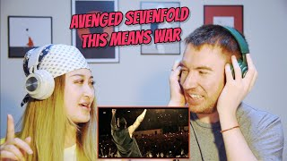 """Download A7X - THIS MEANS WAR **PATREON REQUEST** 