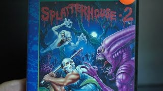 Splatterhouse 2 (Sega Genesis) James & Mike Mondays