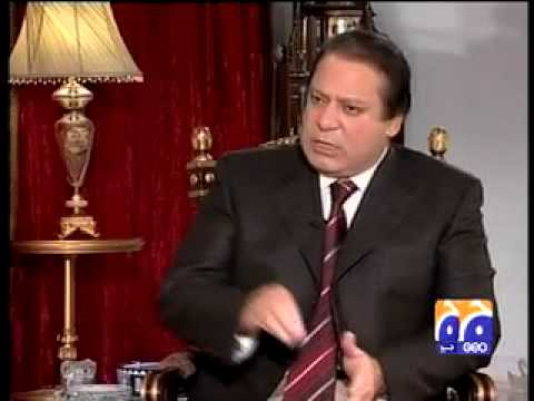 Exlusive Interview Nawaz Sharif Part 1.flv