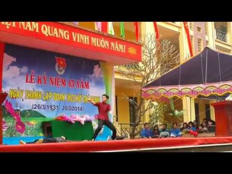 popping full house 11a1 2013-2014 Thanh Oai B