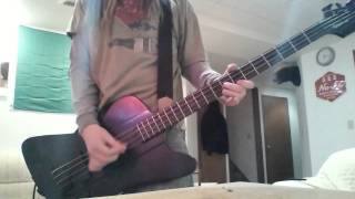 Snake eyes and sissies bass cover (marilyn manson)
