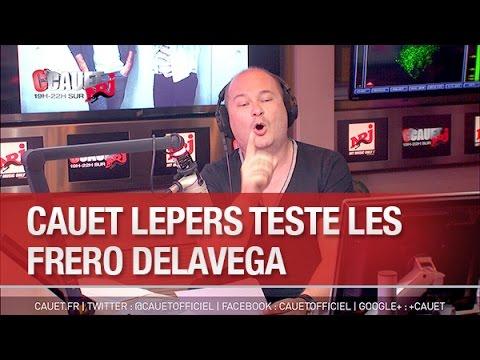 Cauet Lepers teste les Fréro Delavega sur le Show-Biz - C'Cauet sur NRJ