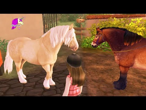 Buying A New Horse ! Star Stable Online Let's Play - North Swedish Horses