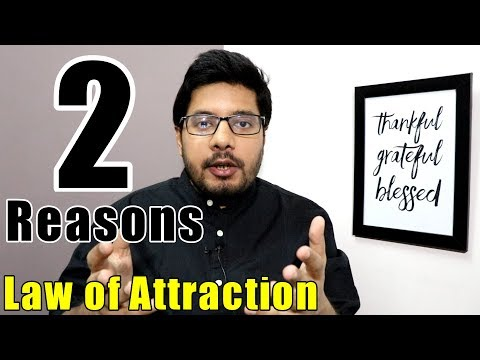 2 TOP REASONS for Law of Attraction Not Working & How to Fix Them Easily - This is Powerful!