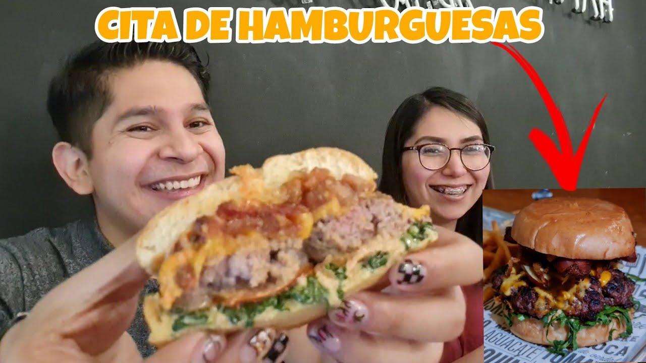 THE FOOD BOX Cita con las MEJORES  HAMBURGUESAS 🍔