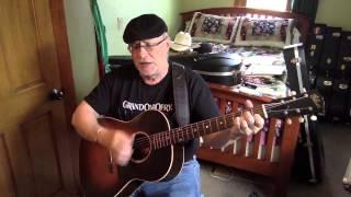 77b -  The Boxer -  Simon & Garfunkel Vocal & Acoustic Guitar Cover & Chords