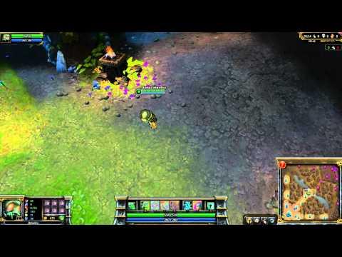 Pharaoh Amumu - League of Legends Skin Showcase -