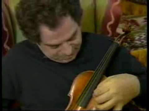 "Itzhak Perlman part 2 ""Big Hands"""
