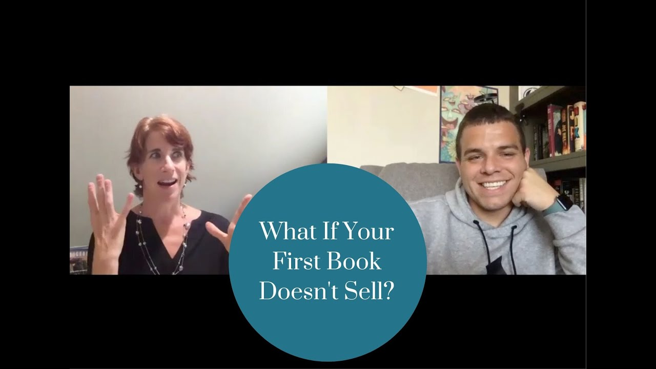 What If Your First Book Doesn't Sell?