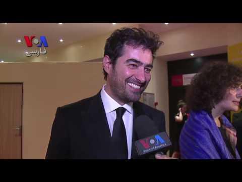 گفتگوی اختصاصی صدای آمریکا با شهاب حسینی بعد از کسب جایزه بهترین بازیگر جشنواره کن
