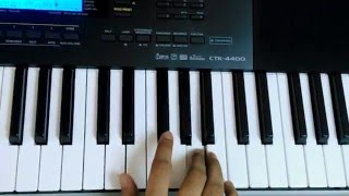 Awarapan Banjarapan on Keyboard/Pinao Instrumental