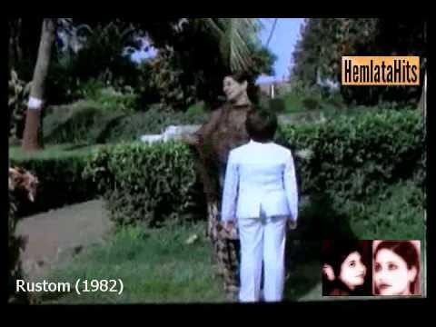 Hemlata & Alka Yagnik - Gol Gol Duniya Hai - Rustom (1982)